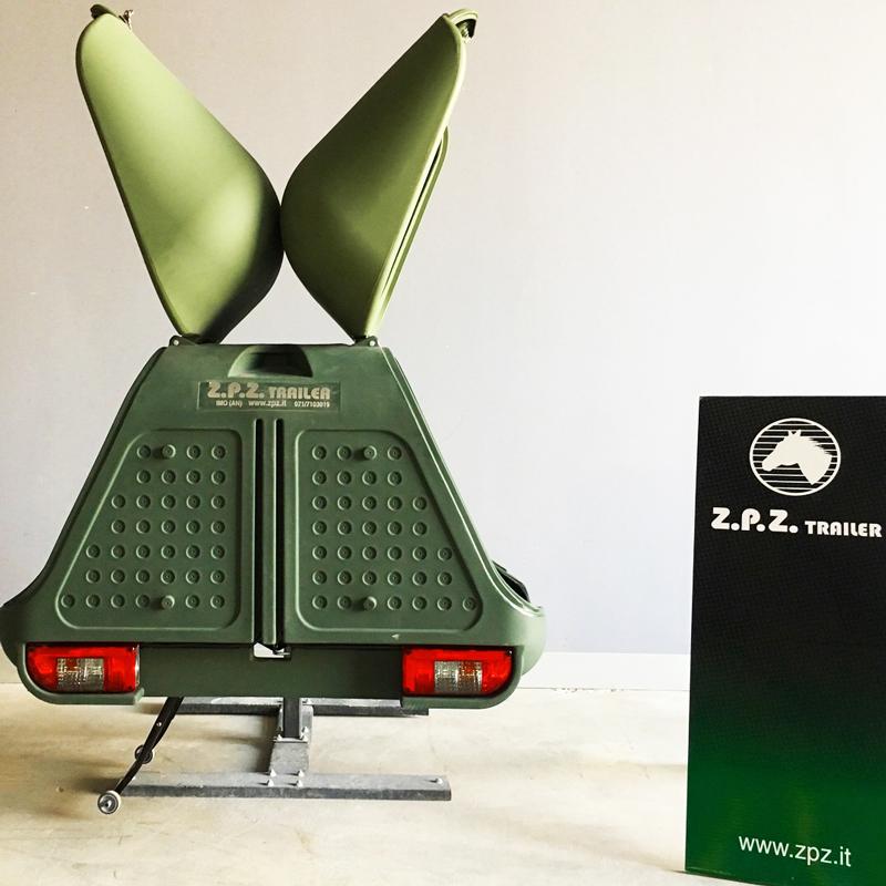 Tow box zpz trailer for Towbox usato